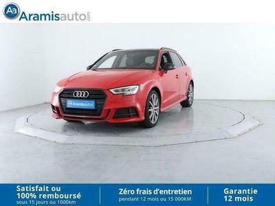 occasion Audi A3 Sportback S Line plus +Toit pano. Surequipée 35 TFSI 150 Stronic 7