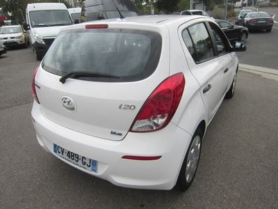 occasion Hyundai i20 1.1 CRDI75 PACK EVIDENCE BLUE DRIVE