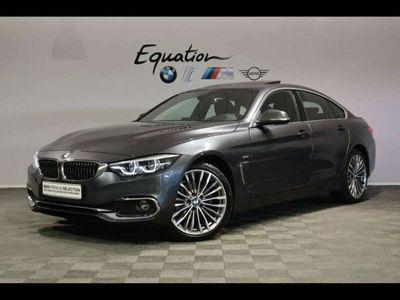 occasion BMW 420 Gran Coupé Série 4 dA xDrive 190ch Luxury