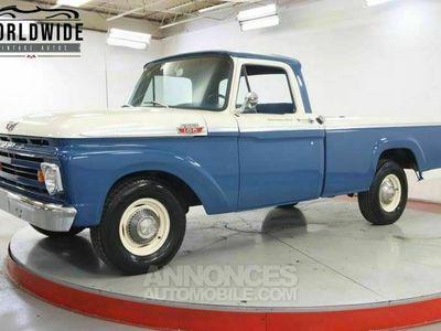 occasion Ford F100 F100292 v8 1963 prix tout compris