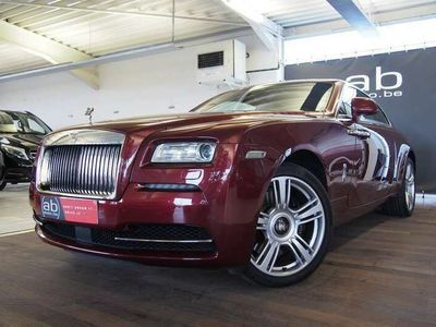 occasion Rolls Royce Wraith 6.6I V12 BI-TURBO *DIRECT LEVERBAAR UIT STOCK*