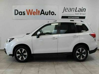 occasion Subaru Forester Forester2.0 150 ch Lineartronic Premium 5p