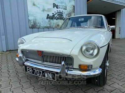 occasion MG C GT 6 CYLINDRES 3 LITRES OVERDRIVE