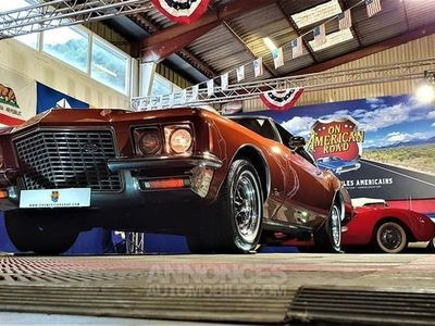 """occasion Buick Riviera """"boat tail"""" '72"""