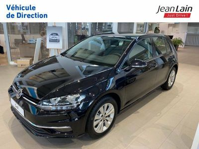 occasion VW Golf VII GOLF BUSINESS 2020 - Noir Métallisée -1.6 TDI 115 FAP BVM5 Confortline Business
