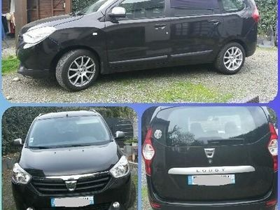 occasion Dacia Lodgy Silver Line dCI 90 5 places