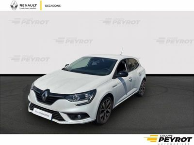 occasion Renault Mégane IV Berline TCe 140 FAP Limited