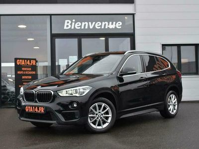 occasion BMW X1 (F48) SDRIVE18I BUSINESS DESIGN DKG7