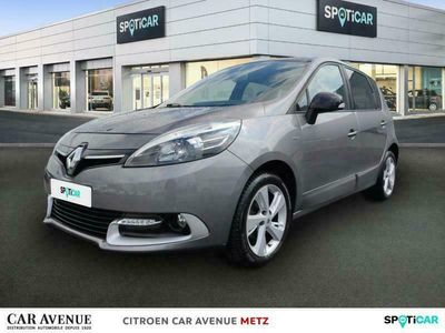 occasion Renault Scénic 1.5 dCi 110ch energy Limited Euro6 2015