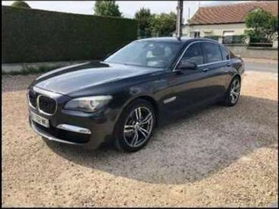 occasion BMW 740 SERIE 7 F01/F02/F04 (11/2008-07/2012) xDrive Luxe
