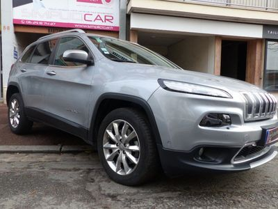 occasion Jeep Cherokee 2.0L 170 4x4 Limited multijet