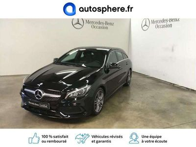 occasion Mercedes 220 CLASSE CLA SHOOTING BRAKE d Launch Edition 7G-DCT