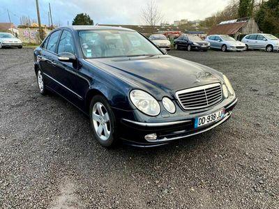 occasion Mercedes E270 CLASSECDI FINANCEMENT POSSIBLE