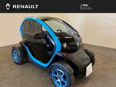 occasion Renault Twizy Intens Noir 45 2 portes \u00c9lectrique Automatique Noir