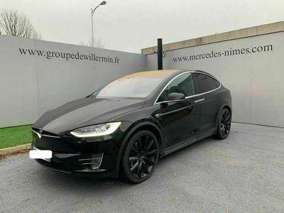 occasion Tesla Model X MODEL X100D Dual Motor