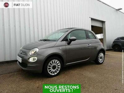occasion Fiat 500C 1.2 8v 69ch Eco Pack Lounge Euro6d
