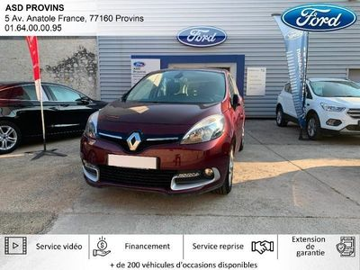 occasion Renault Scénic 1.5 Dci 110ch Energy Business Eco²