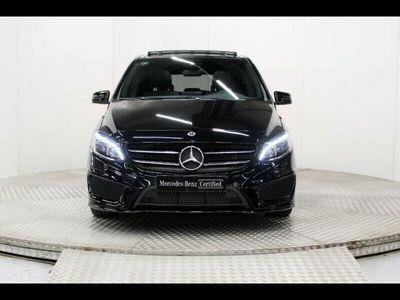 occasion Mercedes B180 d Fascination