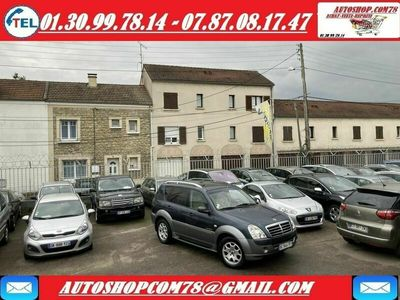 occasion Ssangyong Rexton 270 XDI CONFORT