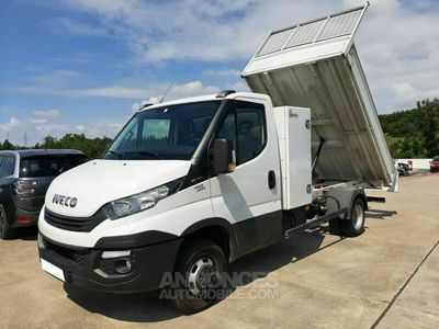 occasion Iveco Daily CHASSIS CAB 35C15H BENNE + COFFRE 27900E HT