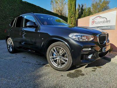 occasion BMW X3 BaureihexDrive 30 d M Sport