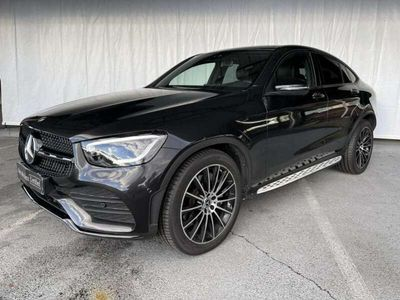 occasion Mercedes 300 GLC Coupé d 245ch AMG Line 4Matic 9G-Tronic