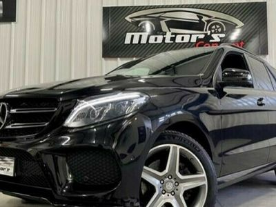 occasion Mercedes 350 GLE Classed PACK AMG 3.0 258CV 60.000Km 1ere MAIN