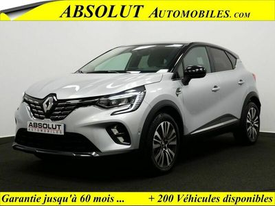 occasion Renault Captur II 1.3 TCE 130CH FAP INITIALE PARIS EDC