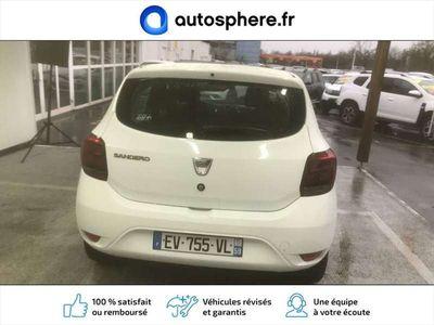occasion Dacia Sandero 0.9 TCe 90ch GPL Ambiance