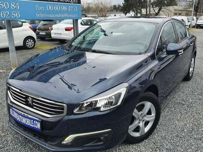 occasion Peugeot 508 1.6 BLUEHDI 120CH ACTIVE BUSINESS S&S EAT6