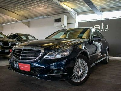 occasion Mercedes E200 CDI BERLINE, AUTOM, NAV, BT, LED, PDC, PARK-ASSIST