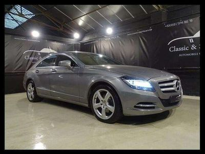 occasion Mercedes CLS350 CDI 4-MATIC / BANG OLUFSEN / CAMERA / XENON