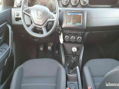 occasion Dacia Duster dci 115 cv 4x4