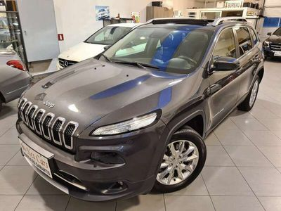 "occasion Jeep Cherokee 2.0 MJD 4WD LIMITED,AUTO,""FULL OPTIONS"",GAR 1 AN"