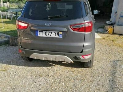 occasion Ford Ecosport 1.5 TDCi 100 FAP BVM6 Executive