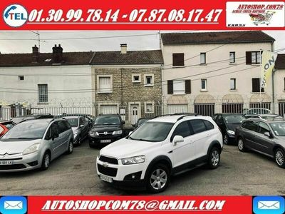 occasion Chevrolet Captiva 2.2 VCDI163 LT FWD 7 PLACES