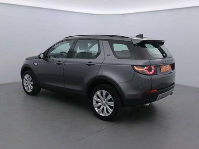 occasion Land Rover Discovery Sport 2.0 TD4 BVA MARK II HSE