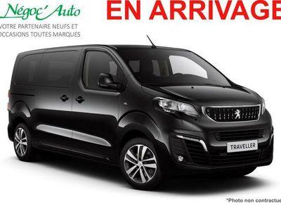 occasion Peugeot Traveller STANDARD 2.0 BLUEHDI 145 ACTIVE 8PL Diesel