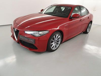 occasion Alfa Romeo Giulia 2.2 Diesel 210 ch AT8 Q4 VELOCE