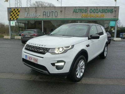 occasion Land Rover Discovery Sport 2.0 TD4 HSE Luxury