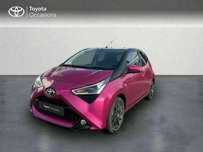 occasion Toyota Aygo 1.0 VVT-i 72ch x-cite 5p