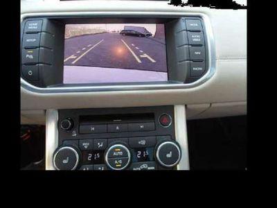 occasion Land Rover Range Rover evoque Range Rover Evoque SD4 Prestige 2012