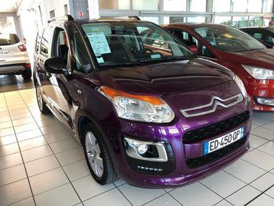 occasion Citroën C3 Picasso Puretech 110 Feel Edition