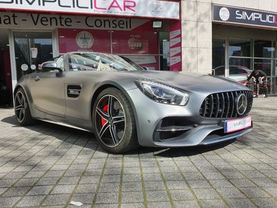 occasion Mercedes AMG GT ROADSTER 557 ch BA7 C