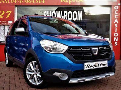 occasion Dacia Lodgy 1.2 TCE STEPWAY 5PlACES CLIM GPS CAMERA JA16