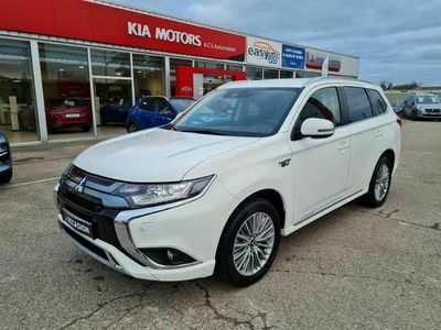 occasion Mitsubishi Outlander P-HEV Twin Motor Business 4WD