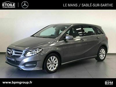 occasion Mercedes B180 Classed 109ch Inspiration 7G-DCT