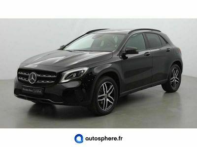 occasion Mercedes GLA220 d Sensation 7G-DCT
