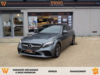 occasion Mercedes 220 Classe C IV (W205)D 194 CH AMG Line 9G-Tronic TOIT PANO