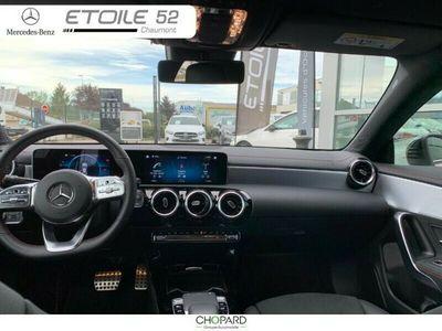 occasion Mercedes CLA180 d Coupé AMG Line